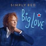 Cd Simply Red   Big Love