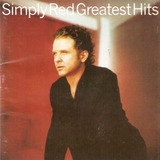 Cd Simply Red   Greatest Hits   Novo Porém Deslacrado
