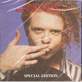Cd Simply Red   Men And Women   Novo