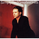 Cd Simply Red Greatest Hits Funk Black Dance Pop Soul Lacrad