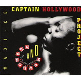 Cd Single   Captain Hollywood Project   More And More