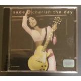 Cd Single   Sade   Cherish The Day   Lacrado
