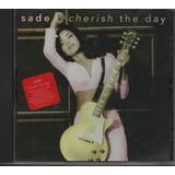 Cd Single   Sade Cherish The Day   Importado   Frete Grátis