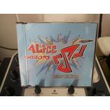 Cd Single Alice Deejay   Better Off Alone Eurodance Classico
