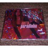 Cd Single Anitta Paradinha Ep