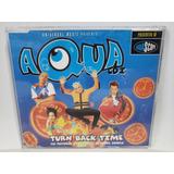 Cd Single Aqua Turn Back Time Cd1 Importado Europa
