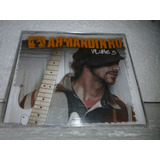 Cd Single Armandinho Volume 5 2010 Lacrado Raro