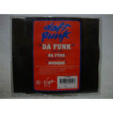 Cd Single Daft Punk  Da Funk
