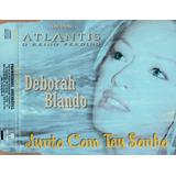 Cd Single Deborah Blando Junto Com Seu Sonho Promo Disney