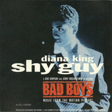 Cd Single Diana King   Shy Guy   Bad Boys Motion Picture