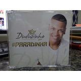 Cd Single Duduzinho Mc   Paradinha