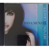 Cd Single Idina Menzel   Defying Gravity   Wicked   Original