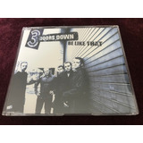 Cd Single Importado   3 Doors Down   Be Like That  clássico