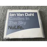 Cd Single Importado   Ian Van Dahl   Castles In The Sky