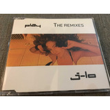 Cd Single Importado   Jennifer Lopez  j lo    Play  remixes