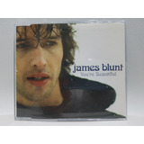Cd Single James Blunt You re Beautiful Importado 2005