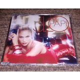 Cd Single Jennifer Lopez Papi   Remixes