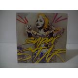 Cd Single Madonna  Superstar  2 Faixas  Mini Lp  Lacrado