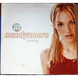 Cd Single Mandy Moore candy cp Papelao