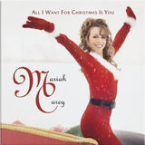 Cd Single Mariah Carey All I Want For Christmas 2019 Limited