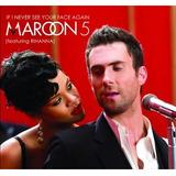 Cd Single Maroon 5   Feat Rihanna   Raridade