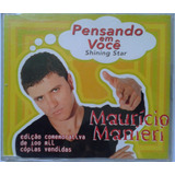 Cd Single Maurício Manieri Pensando Em Você