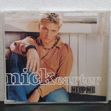 Cd Single Nick Carter Help Me Backstreet Boys Frete $10