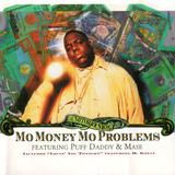 Cd Single Notorious Big Mo Money Mo Problems 1997 Usado