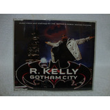 Cd Single Original R  Kelly  Gotham City  Importado