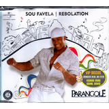 Cd Single Parangolé Sou Favela Rebolation