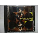 Cd Single Paula Abdul  My Love Is For Real  Importado