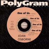Cd Single Promo Joan Osborne One Of Us 1996 Usado