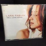 Cd Single Promo Lara Fabian Will Love Again 11 Mixes Brasil