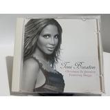 Cd Single Promo Toni Braxton Christimas In Jamaica Shaggy