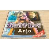 Cd Single Promocional Raríssimo Kelly Key Anjo Dj Cuca Mixes