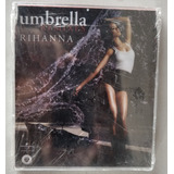 Cd Single Rihanna Umbrella Feat Jay z Remixes  novo lacrado