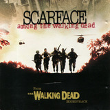 Cd Single Scarface Among The Walking Dead 1995 Usado
