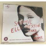 Cd Single Sophie Ellis Rextor   Take Me Home