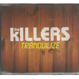 Cd Single The Killers   Tranquilize importado