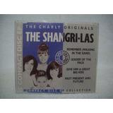 Cd Single The Shangri las  The Shangri las  Importado