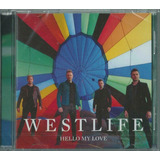 Cd Single Westlife   Hello My Love {lacrado Pronta Entrega}