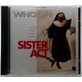Cd Sister Act 1992 Trilha Sonora Do Filme Mudança De Hábito