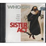 Cd Sister Act Trilha Sonora Filme Mudança De Hábito Lacrado