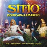Cd Sítio Do Picapau Amarelo 2006 Não Xuxa Eliane Angelica
