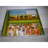 Cd Sítio Do Picapau Amarelo Trilha Sonora 2005 Br Lacrado