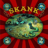 Cd Skank   Carrossel  original E Lacrado