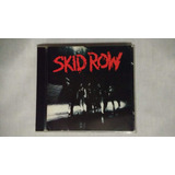 Cd Skid Row 1989