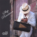 Cd Skip Reinhart Old Enough To Know Better Importado