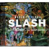 Cd Slash   World On Fire