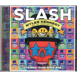 Cd Slash Featuring Myles Kennedy And The Conspirators Living